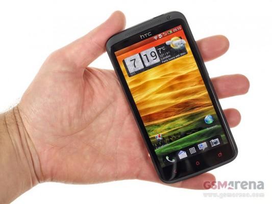 HTC One X+: video sul funzionamento dell'interfaccia utente