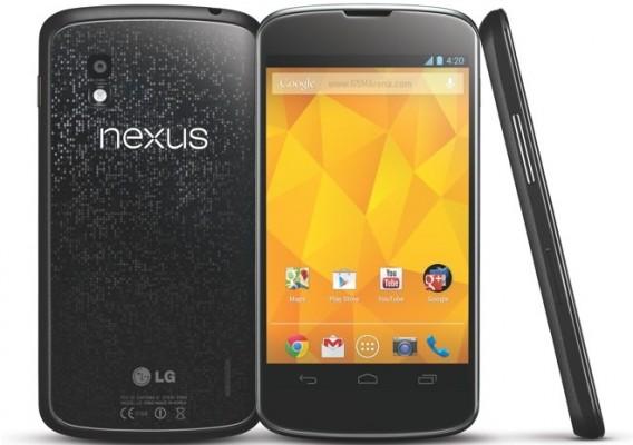 LG Nexus 4: niente supporto per la funzionalità USB On-The-Go