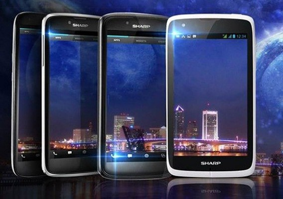 Sharp Aquos Phone SH930W: nuovo smartphone Android con display FullHD