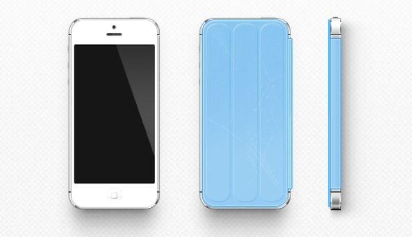Apple iPhone 5: concept della Smart Cover