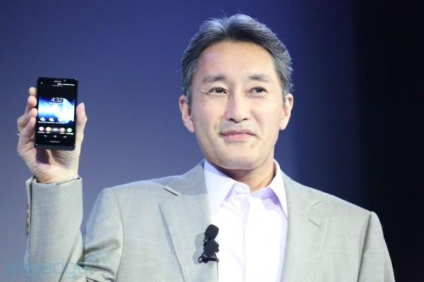 Sony venderà 50 milioni di smartphone Xperia nel 2013