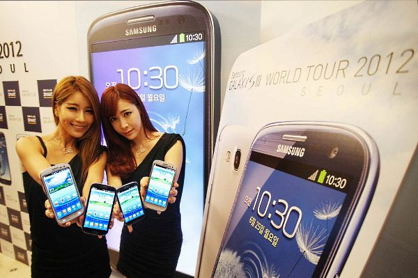 Samsung Galaxy S3 supera l'iPhone nel terzo trimestre