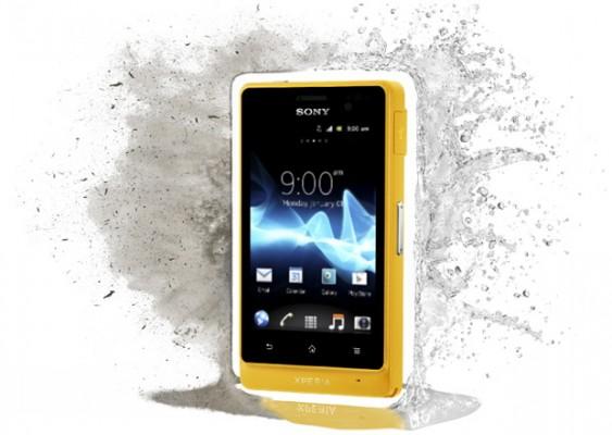 Sony Xperia Advance disponibile negli USA al prezzo di 250 dollari