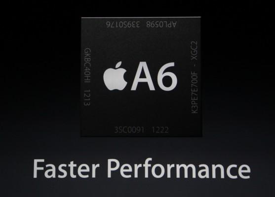 Apple dirà addio a Samsung nel 2013 per la produzione di chipset