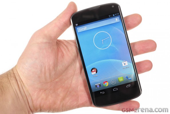 LG Nexus 4: video anteprima sul suo funzionamento