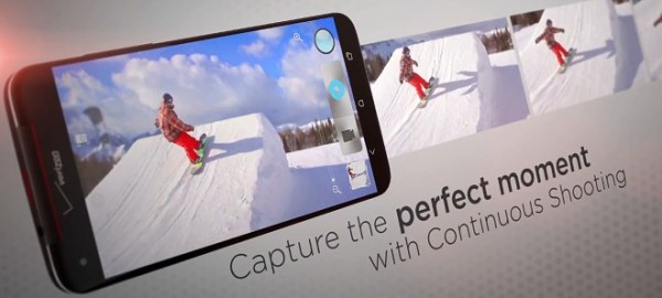 HTC DROID DNA: galleria di fotografie di esempio