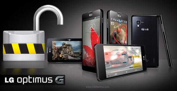 LG Optimus G: Bootloader sbloccato per i modelli AT&T, Sprint e Verizon