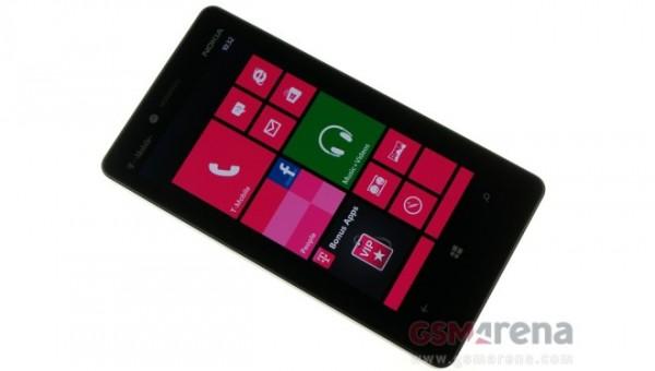 Nokia Lumia 810: test sulla durata della batteria