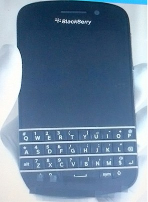 Il nuovo Blackberry N-Series si mostra in foto
