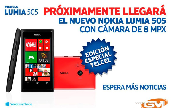Nokia Lumia 505 è il telefono Windows Phone più economico