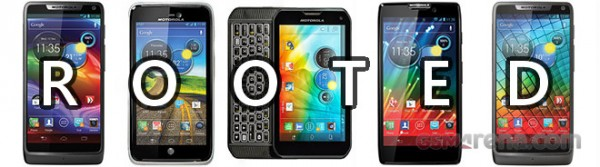 Root possibile per i Motorola DROID RAZR M, Atrix HD, Photon Q, RAZR HD e RAZR i