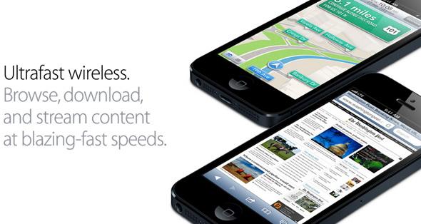 Apple ha il 27% del traffico 4G LTE mondiale