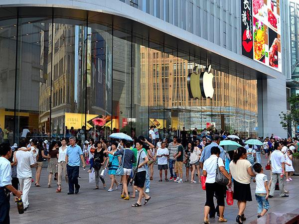 Il boom di iOS 6 dipende dal lancio di iPhone 5 in Cina