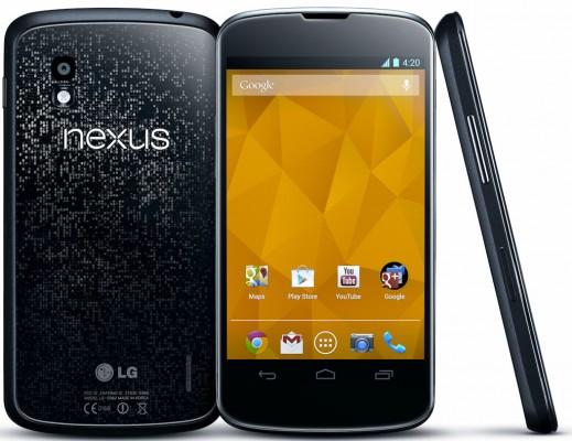 LG Nexus 4: il supporto 4G LTE non si può ottenere via software