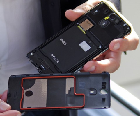 Sony Xperia V: in vendita la batteria potenziata da 1800 mAh