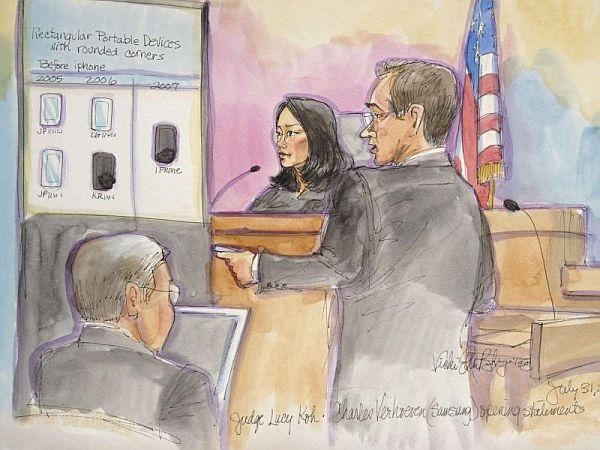 Samsung costretta a dichiarare i dati di vendita nel processo contro Apple