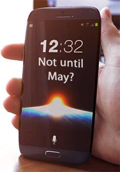 Samsung Galaxy S4 potrebbe essere lanciato a Maggio