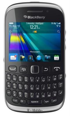 BlackBerry Curve 9315 disponibile negli USA dal 23 Gennaio