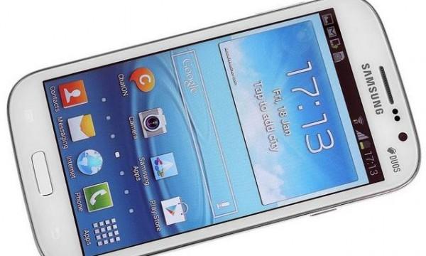 Samsung Galaxy Grand Duos: immagini dal vivo del nuovo Android
