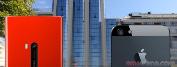 Apple iPhone 5: qualità registrazione video a confronto con Nokia Lumia 920