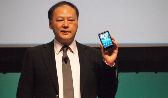 Il CEO di HTC commenta gli scarsi risultati del 2012