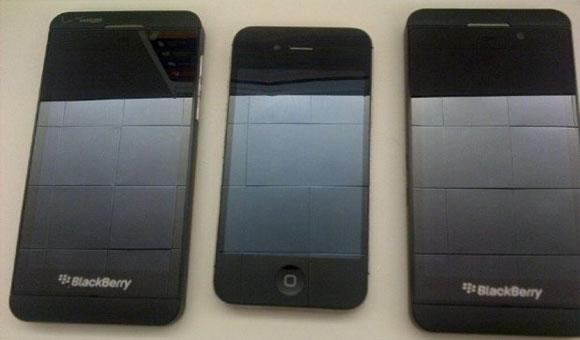 BlackBerry Z10: video dell'hardware interno