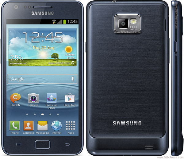 CES 2013: ufficiale il Samsung Galaxy S2 Plus con Jelly Bean