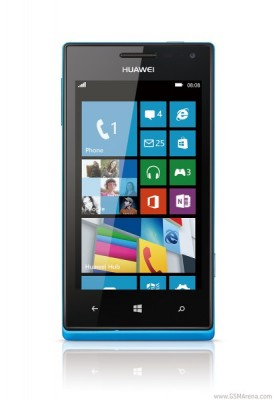 CES 2013: ufficiale il nuovo Huawei Ascend W1 con Windows Phone 8