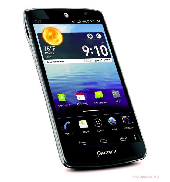 Pantech Discover: nuovo Android con fotocamera da 12 Megapixel