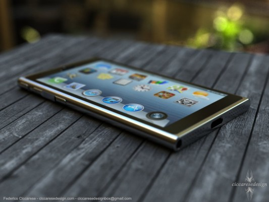 Apple iPhone 6: nuovo concept tutto italiano