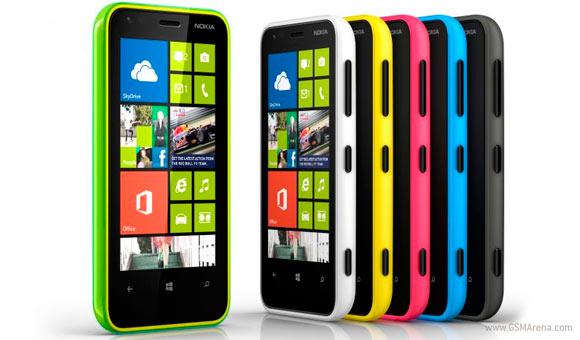 Nokia Lumia 620 disponibile per la vendita in Russia