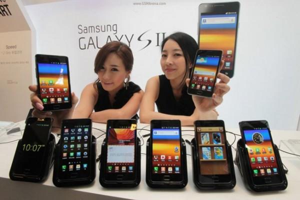 Samsung Galaxy S2: ecco le novità incluse nell'aggiornamento a Jelly Bean