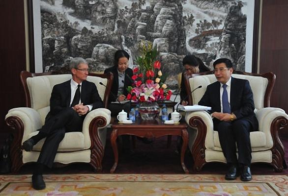 Tim Cook desidera dare maggiore importanza al mercato cinese