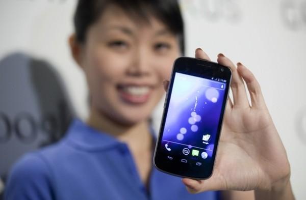 Samsung Galaxy Nexus: problemi di sicurezza se congelato