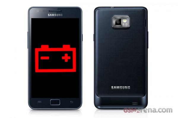Samsung Galaxy S2 Plus: ecco quanto dura la batteria