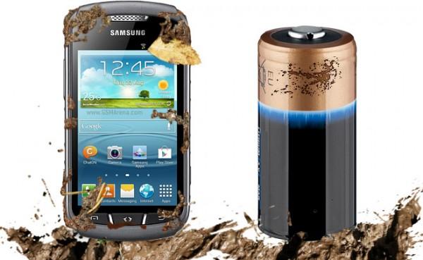 Samsung Galaxy Xcover 2: ecco quanto dura la batteria