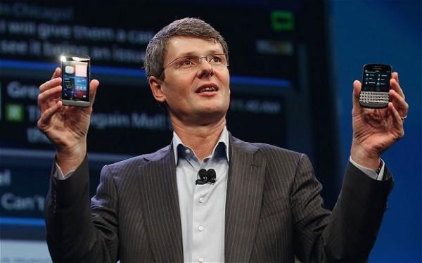 Blackberry potrebbe abbandonare il mercato giapponese