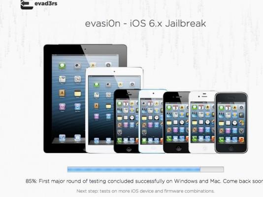 Jailbreak iOS 6.1: l'utility Evasi0n potrebbe essere rilasciata oggi