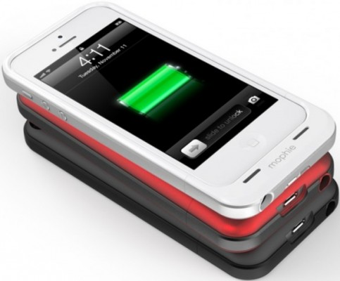 Juice Pack Air: nuova cover per iPhone 5 con batteria secondaria