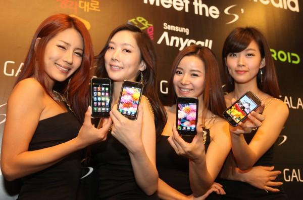 Samsung al top delle vendite di smartphone in Cina