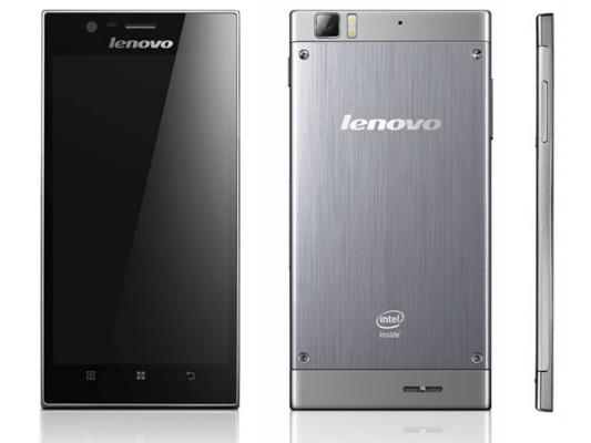 Lenovo K900: nuovo smartphone Android basato su Intel Atom