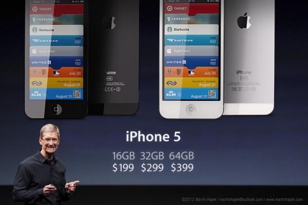 Tim Cook parla delle dimensioni dello schermo dell'iPhone