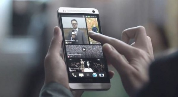 HTC One si mostra in un nuovo video pubblicitario