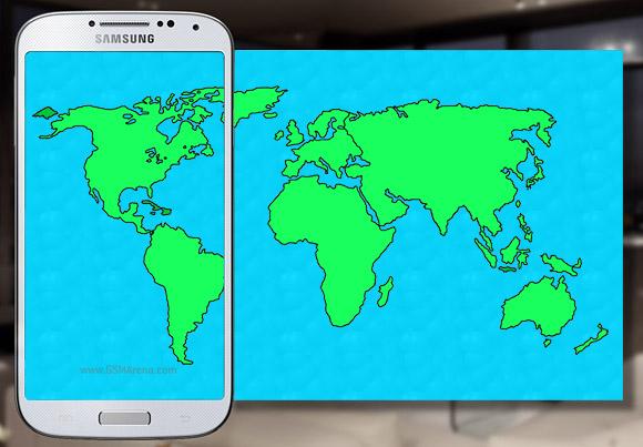 Samsung Galaxy S4: in Italia tutte e due le versioni del telefono