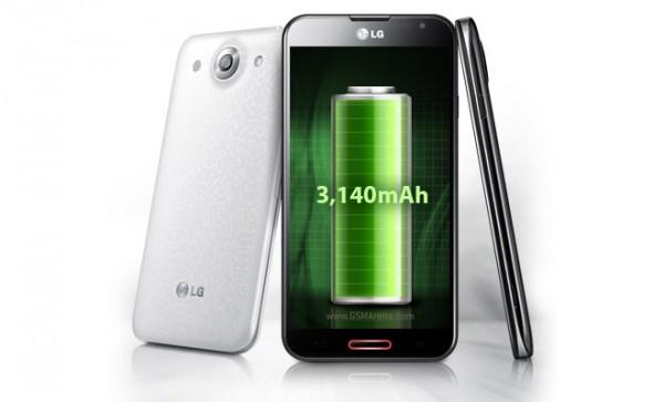 LG Optimus G Pro: ecco quanto dura la batteria