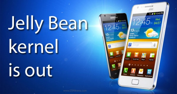 Samsung Galaxy S2: disponibile il codice sorgente di Android Jelly Bean