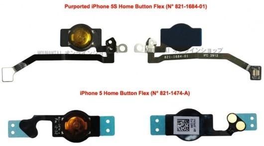 Apple iPhone 5S: nuove immagini dei componenti interni