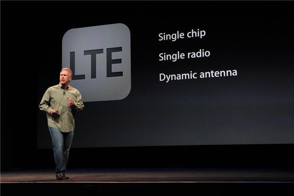 L'iPhone 5 supporta la connettività 4G LTE grazie a Verizon
