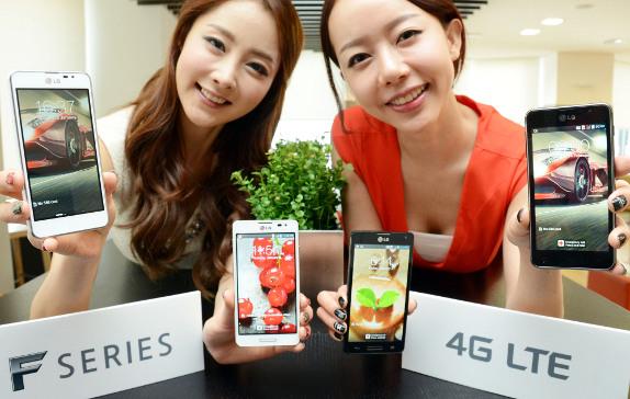 LG Optimus F5 presto disponibile per la vendita in Europa