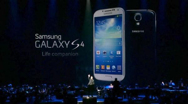 Samsung Galaxy S4: uscita in Italia il 27 Aprile